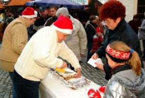Rückblick Weihnachtsmarkt 2003