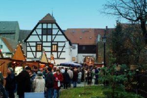 Rückblick Lommatzscher Weihnachtsmarkt 03. – 05. Dezember 2004