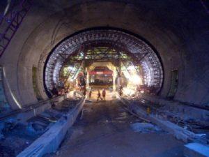 Rückblick Stammtisch mit Führung im Schottenbergtunnel Meißen