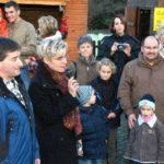 ückblick auf den Lommatzscher Weihnachtsmarkt 2006