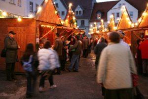 Rückblick Lommatzscher Weihnachtsmarkt