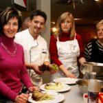 Unternehmerstammtisch bei Küchen- und Wohnideen Fritzsche