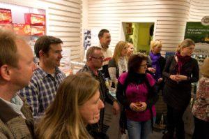 HGV - Stammtisch Marktapotheke Lommatzsch 01.12.2011