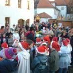 Rückblick auf den Lommatzscher Weihnachtsmarkt 2006