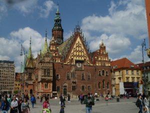 HGV Wochenende in Breslau