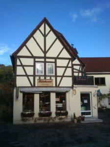HGV – Stammtisch in der Landbäckerei Krell am 20.11.2012