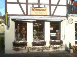 HGV - Stammtisch in der Landbäckerei Krell am 20.11.2012