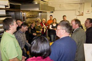 HGV-Stammtisch in der Landbäckerie Krell 22.11.2012